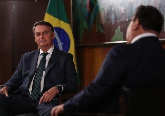 Bolsonaro diz que a reforma tributária não fará aumentar os impostos